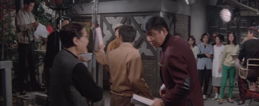 004 劇中作品では、工員に嫌気がさしてヤクザな世界に入った浜田のオハナシが描...  芸術的生